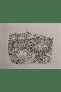 Vista aerea Porto / Porto aerea view