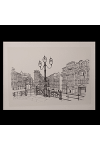 Praça Almeida Garrett / Almeida Garrett Square