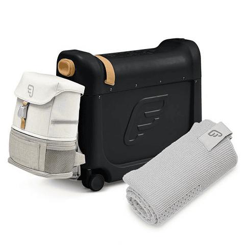 Pack Comandante (BedBox + Mochila + Manta JetKids)