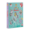 Pinta Sticker Removibles Criaturas Magicas