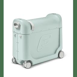 Maleta Cama BedBox de JetKids Green Aurora 3.0