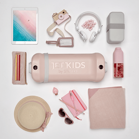 Maleta Cama BedBox de JetKids Pink Lemonade 2.0