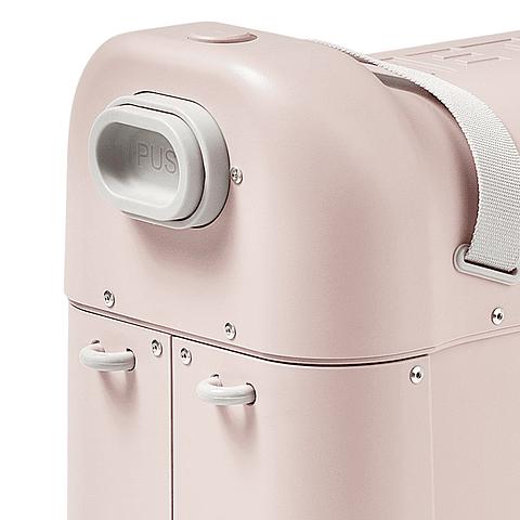 Maleta Cama BedBox de JetKids Pink Lemonade 3.0