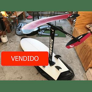 FOIL FANATIC + TABLA SURFERA