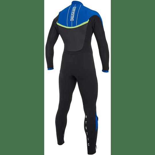 MYSTIC Drip Traje de Agua <br> Front Zip - Wetsuit - Image 2