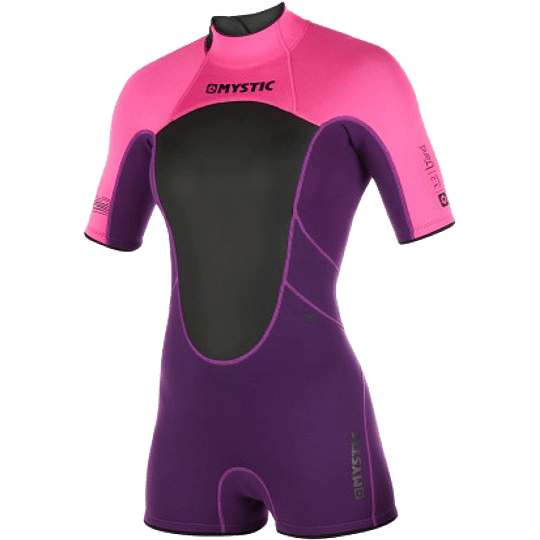 MYSTIC BRAND SHORTY <br> Traje Agua - Wetsuit - Image 1