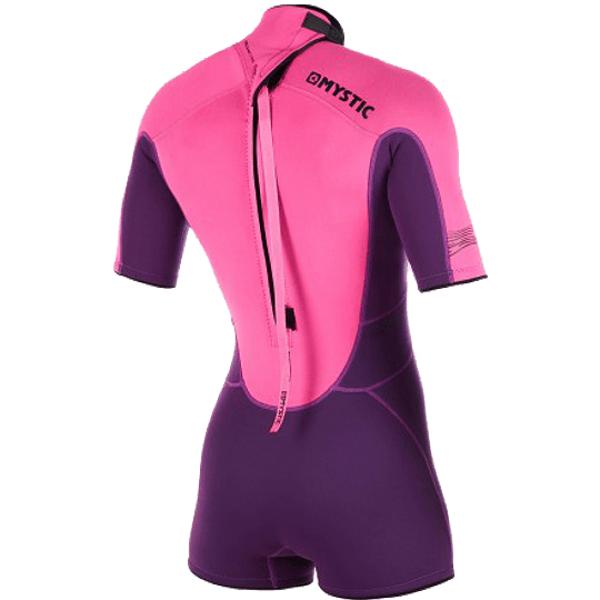 MYSTIC BRAND SHORTY <br> Traje Agua - Wetsuit - Image 2