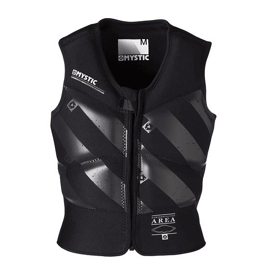 Mystic BLOCK Impact Vest NEGRO - Chaleco de Impacto - Image 1