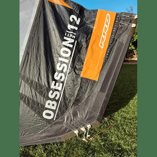 Kite RRD Obsession 12mts 2019 1 uso  - Image 3