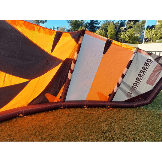 Kite RRD Obsession 12mts 2019 1 uso  - Image 8