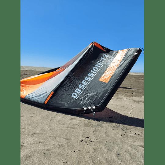 Kite RRD Obsession 12mts 2019 1 uso  - Image 5