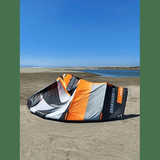 Kite RRD Obsession 12mts 2019 1 uso  - Image 2
