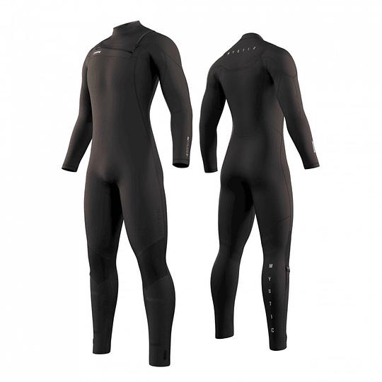 MYSTIC Marshall Fullsuit 5/3 Fzip Black - Image 1