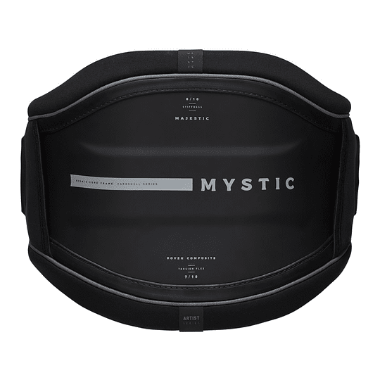 MYSTIC Majestic Waist Harness Black - Image 1