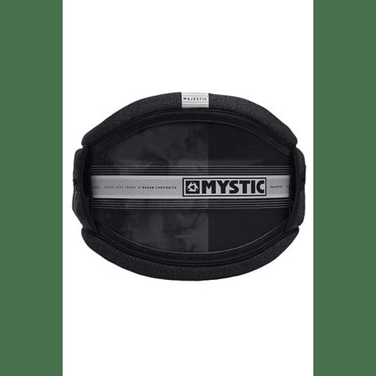 MYSTIC Majestic Waist Harness Black/White - Image 1