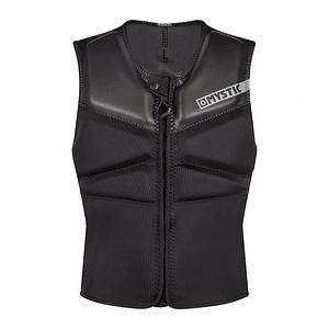 MYSTIC Impact Block Vest Fzip Black
