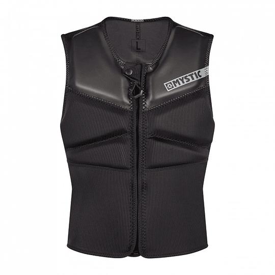 MYSTIC Impact Block Vest Fzip Black  - Image 1