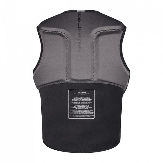 MYSTIC Impact Block Vest Fzip Black  - Image 4