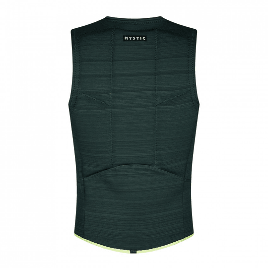 MYSTIC Majestic ImpacT Vest Szip Dark Leaf - Image 2