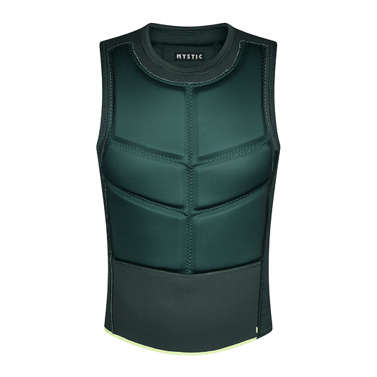 MYSTIC Majestic ImpacT Vest Szip Dark Leaf - Image 3