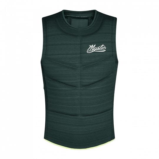 MYSTIC Majestic ImpacT Vest Szip Dark Leaf - Image 1