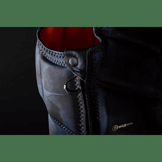 MYSTIC Majestic ImpacT Vest Szip Dark Leaf - Image 7