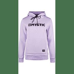 MYSTIC Brand Hoodie Sweat Pastel Lilac