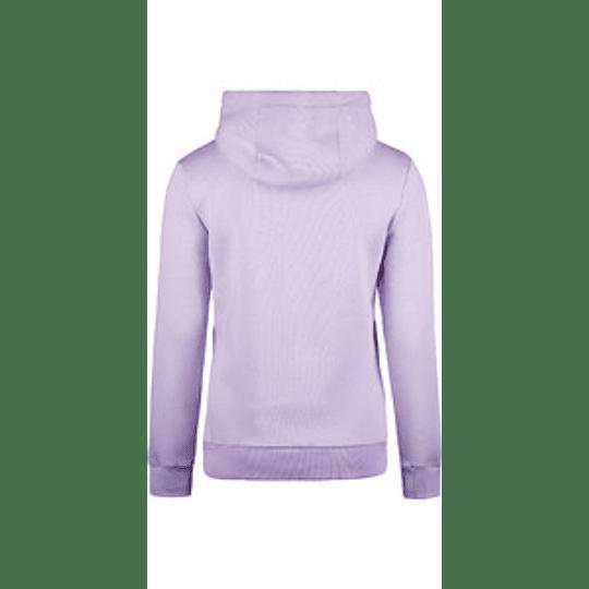 MYSTIC Brand Hoodie Sweat Pastel Lilac - Image 2