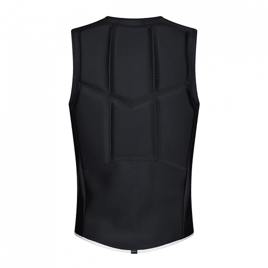 MYSTIC Star Impact Vest  Fzip Black - Image 2