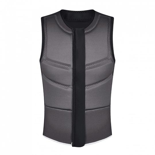 MYSTIC Star Impact Vest  Fzip Black - Image 3