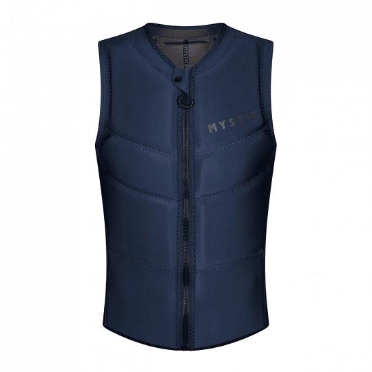 MYSTIC Star Impact Vest  Fzip Night Blue - Image 1