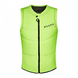 MYSTIC Star Impact Vest Fzip Flash Yellow