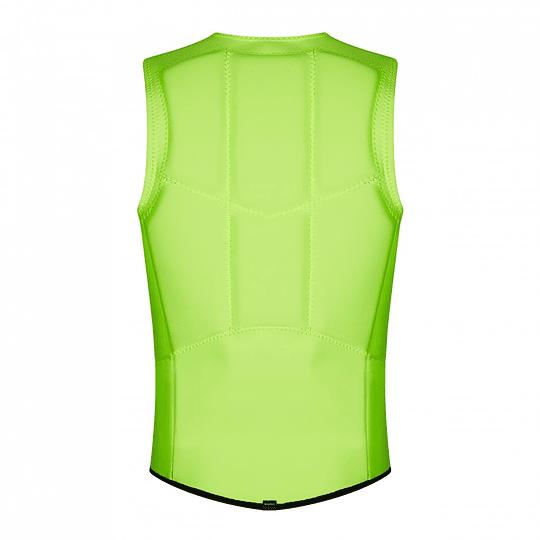 MYSTIC Star Impact Vest Fzip Flash Yellow - Image 2
