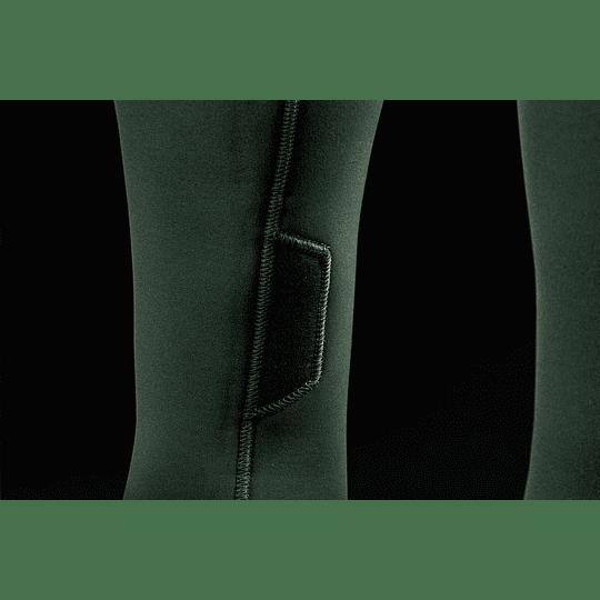 MYSTIC Dazzled Fullsuit 5/3mm Double Fzip Women Dark Leaf - Image 6