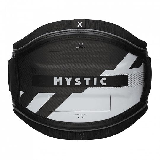 MYSTIC Majestic X Waist Harness Black/White - Image 1