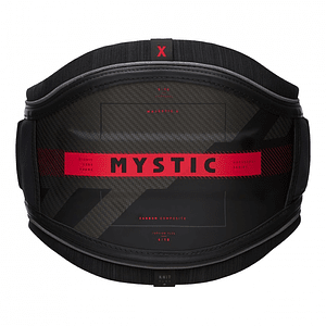 MYSTIC Majestic X Waist Harness Black/Red