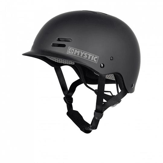 MYSTIC Predator Helmet / Black - Image 1