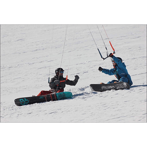 CLASES SNOWKITE <br> INICIAL 3 HORAS