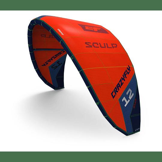CRAZYFLY Kite Sculp 2022  - Image 1