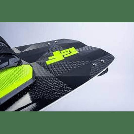 CRAZYFLY Kiteboard Raptor LTD Neon  - Image 2