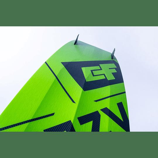CRAZYFLY Kiteboard Raptor LTD Neon  - Image 3
