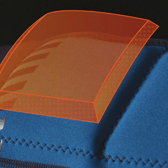 BRUNOTTI NEO BLUE  <br>  Impact Vest - Image 4
