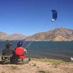 CURSO DE KITESURF <br> Kiteboarding / Kitesurf