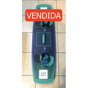 TABLA NORTH X-RIDE Seminueva !! STRAPS ENTITY