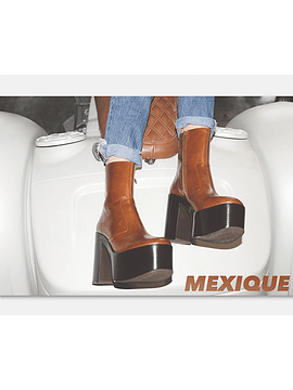 Jeffrey Campbell - Mexique tan leather