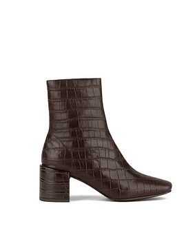 Jeffrey Campbell -  GODARD Brown Croco