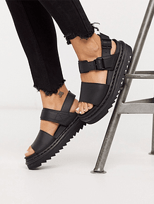 Dr. Martens - VOSS black hydro leather