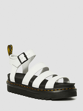 Dr. Martens - Blaire white hydro leather