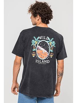KAOTIKO - POLERA TIE DYE WILD ISLAND