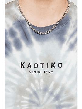 KAOTIKO - POLERA TIE DYE ESPIRAL